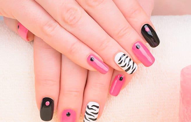 Finger Nail Art image