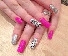 Finger Nail Art picture