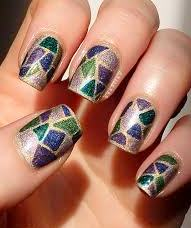 Online Finger Nail Art Design