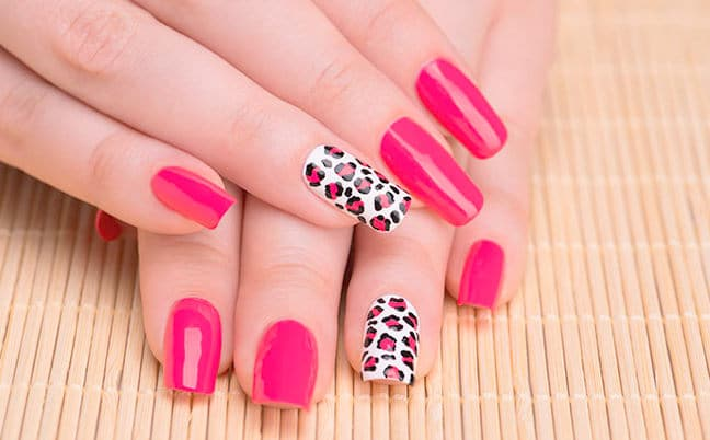 Best Finger Nail Art Design