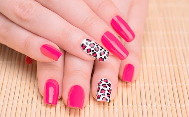 Best Finger Nail Art Design