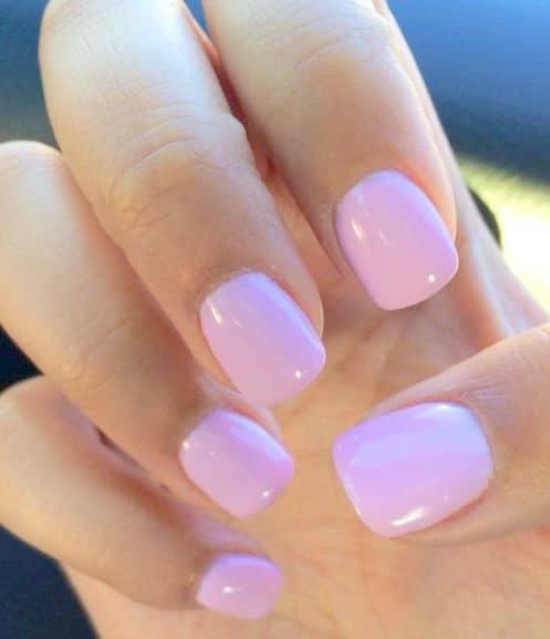 Online Gel Nails Idea