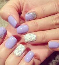 Save Gel Nail Design