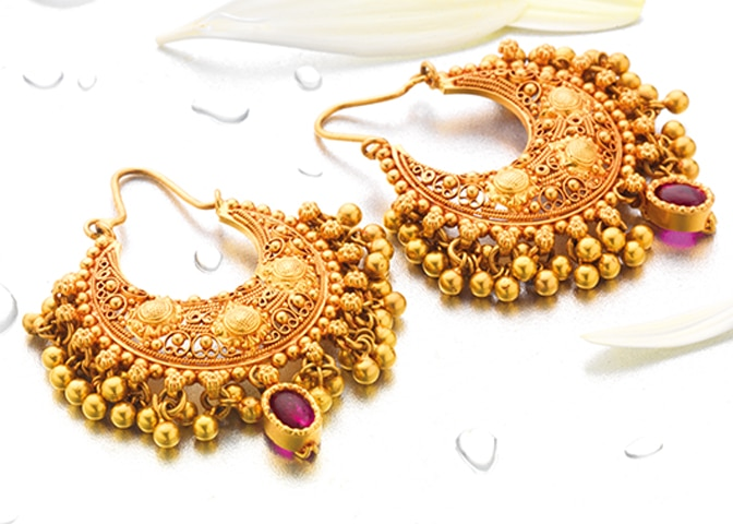 Gold Jewellery Earrings Best Jewellery 2017
