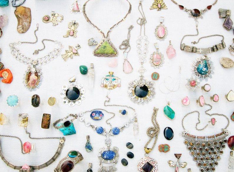 handmade jewelry wallpaper