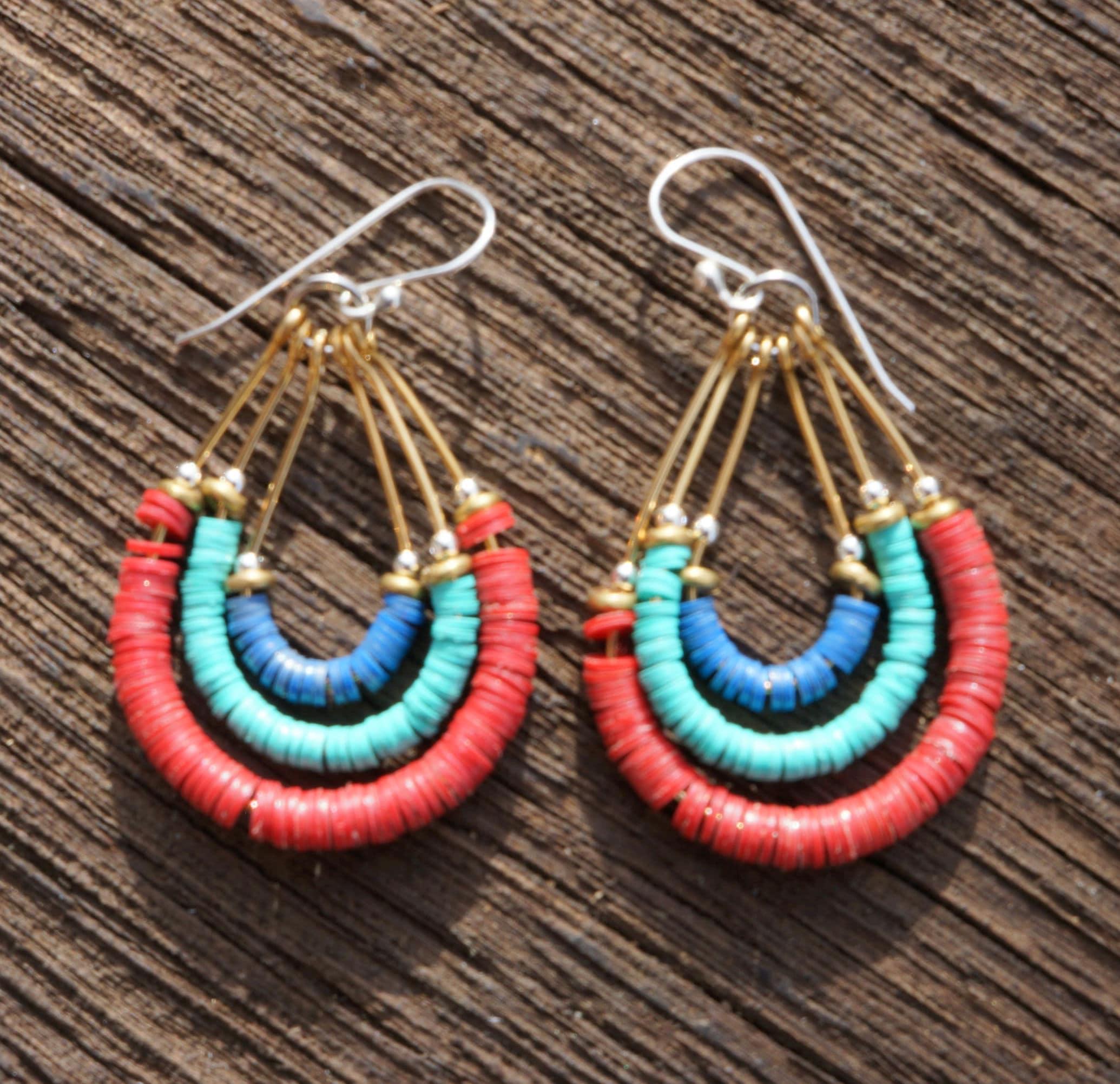 handmade jewelry Layout