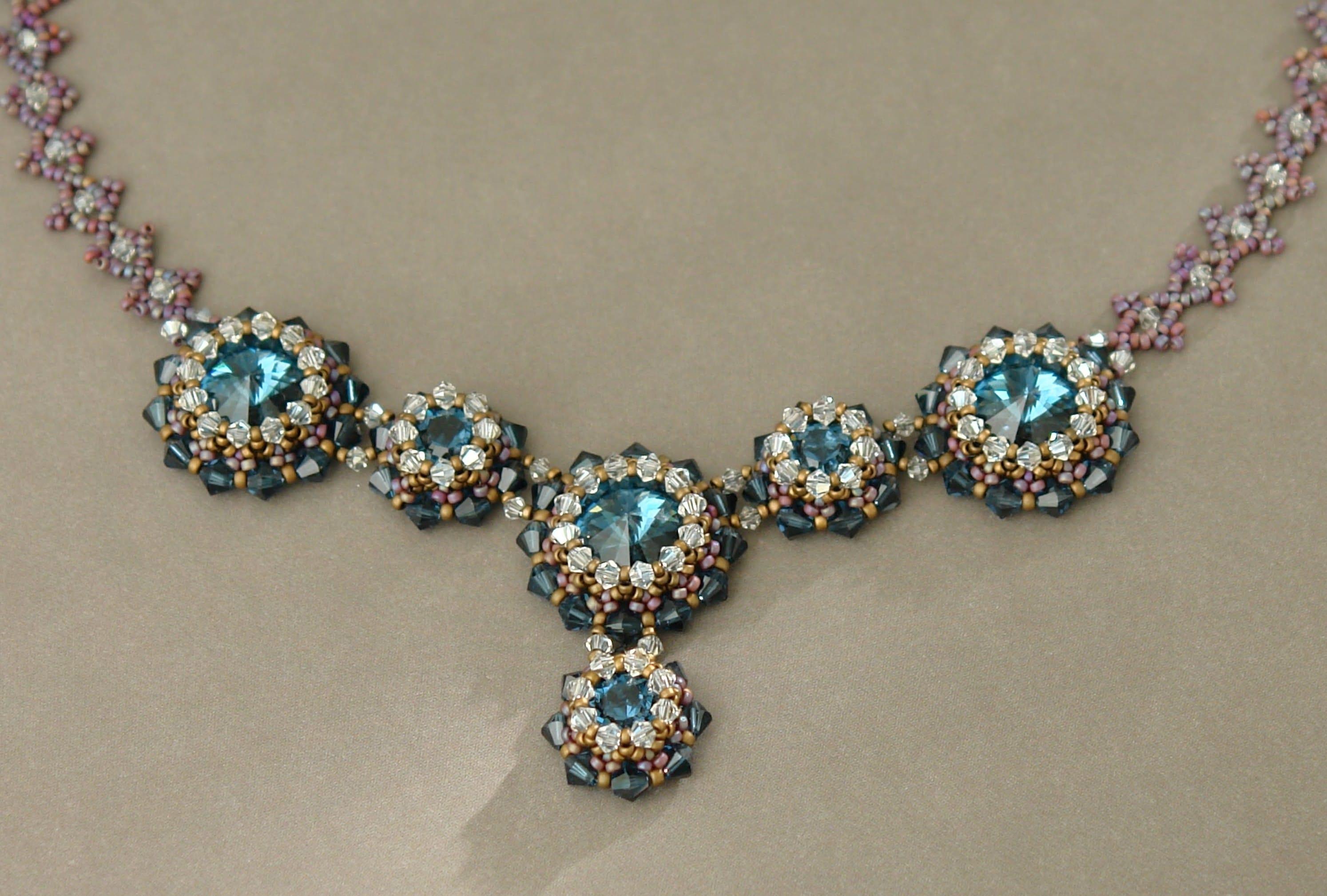 handmade jewelry idea