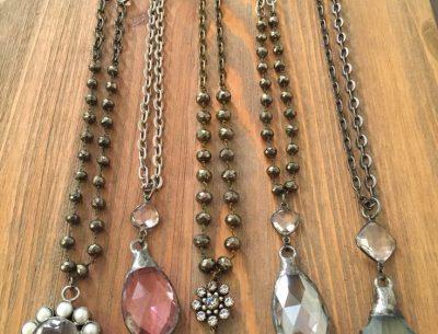 homemade jewelry image