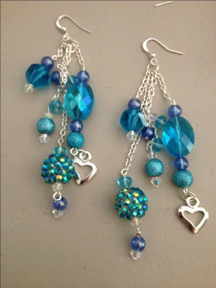 homemade jewelry layout