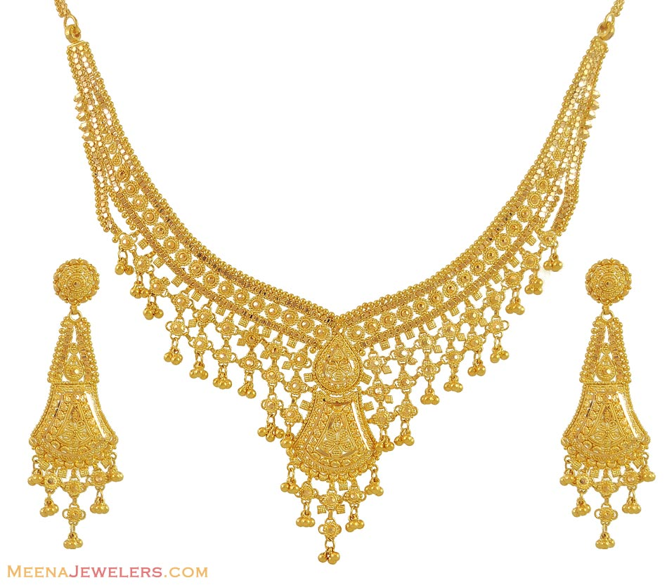 Indian Gold Jewelry - Free HD Images