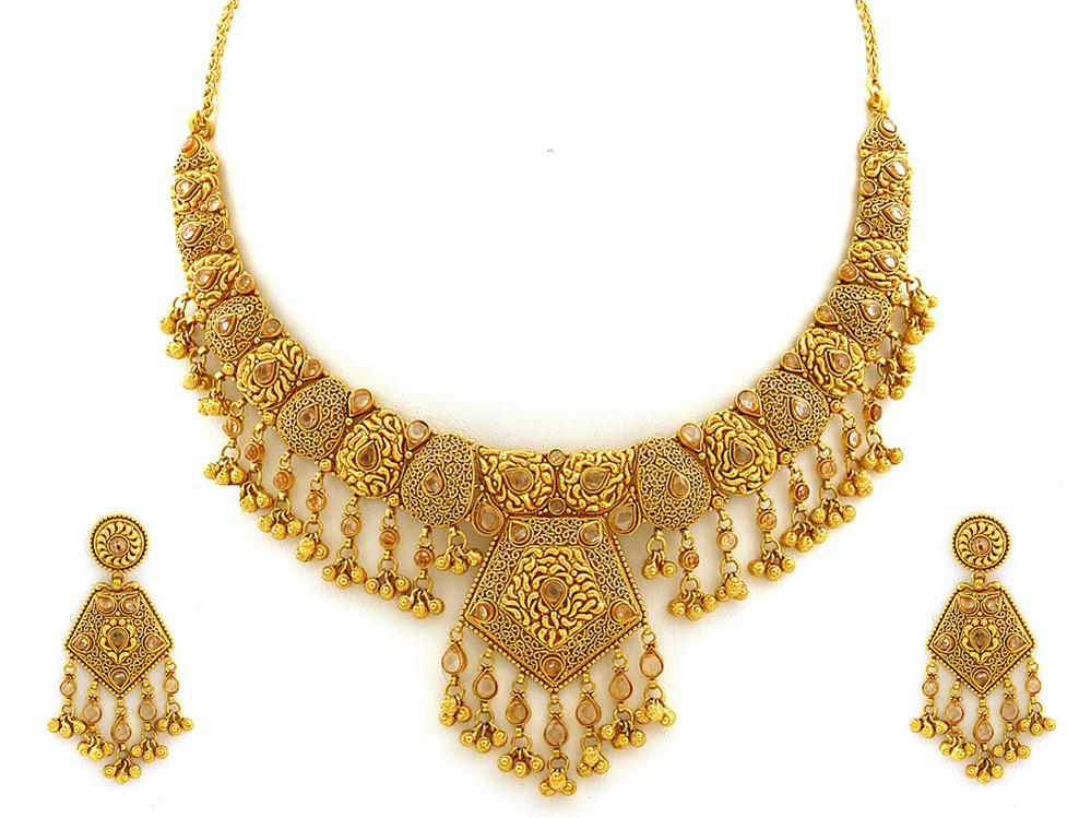 indian gold jewelry