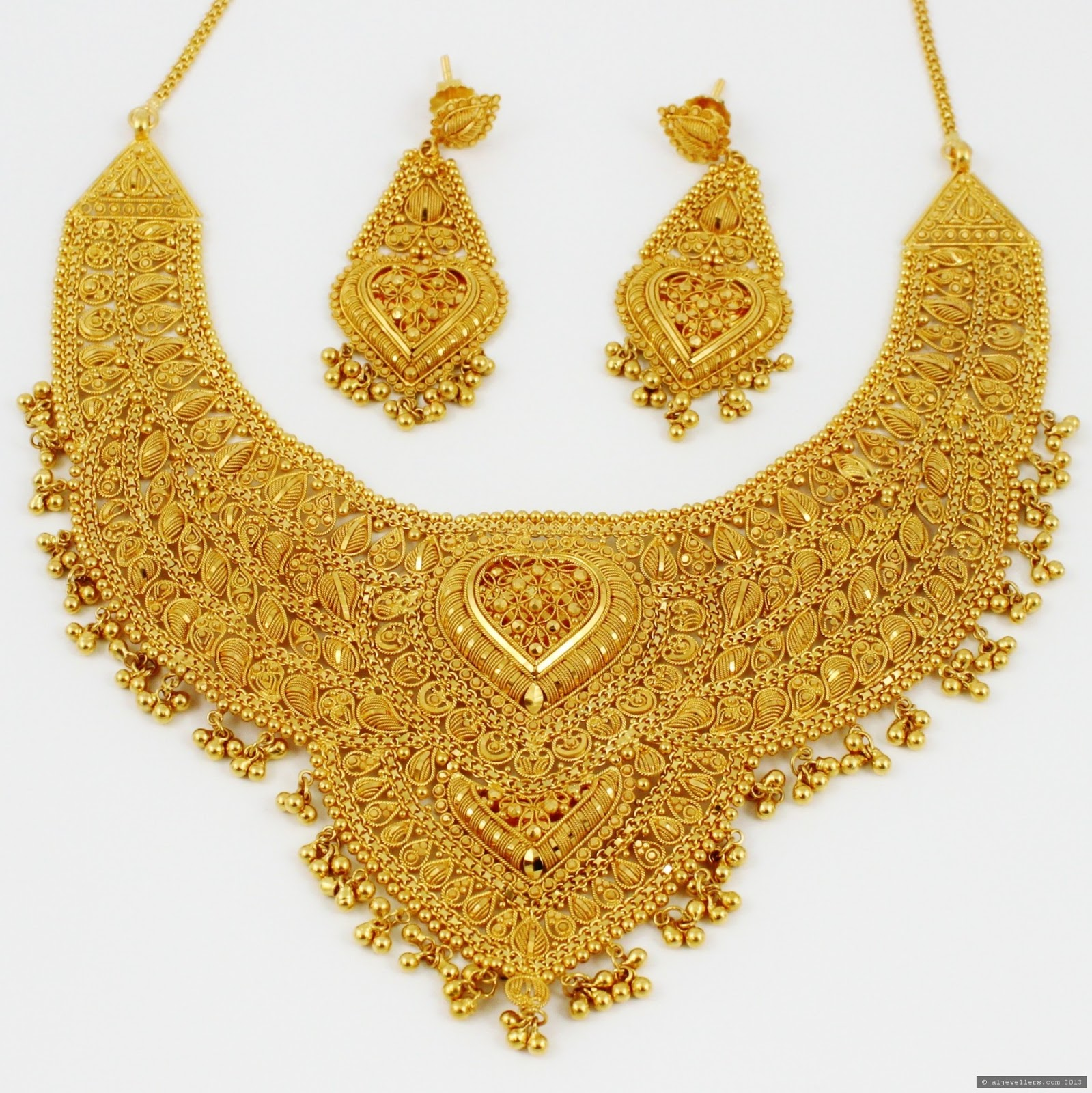 Latest Indian Gold Jewelry Designs - All The Best Gold In 2018