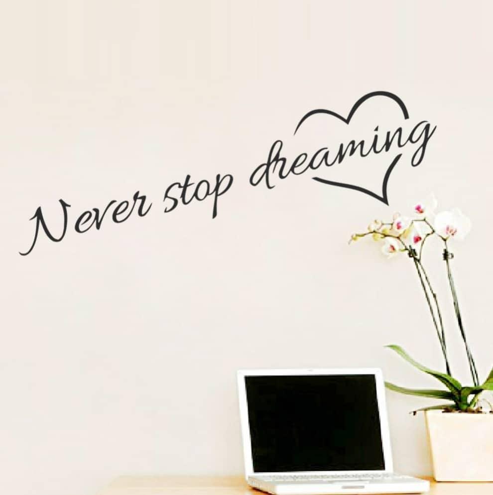 inspirational wall art
