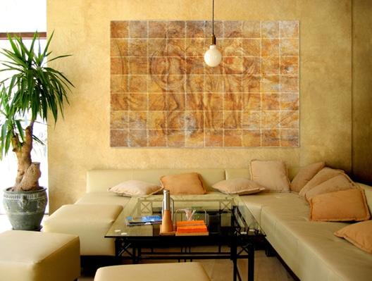 Online Large Metal Wall Art Idea