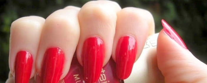 Online Matte Nail Polish Design