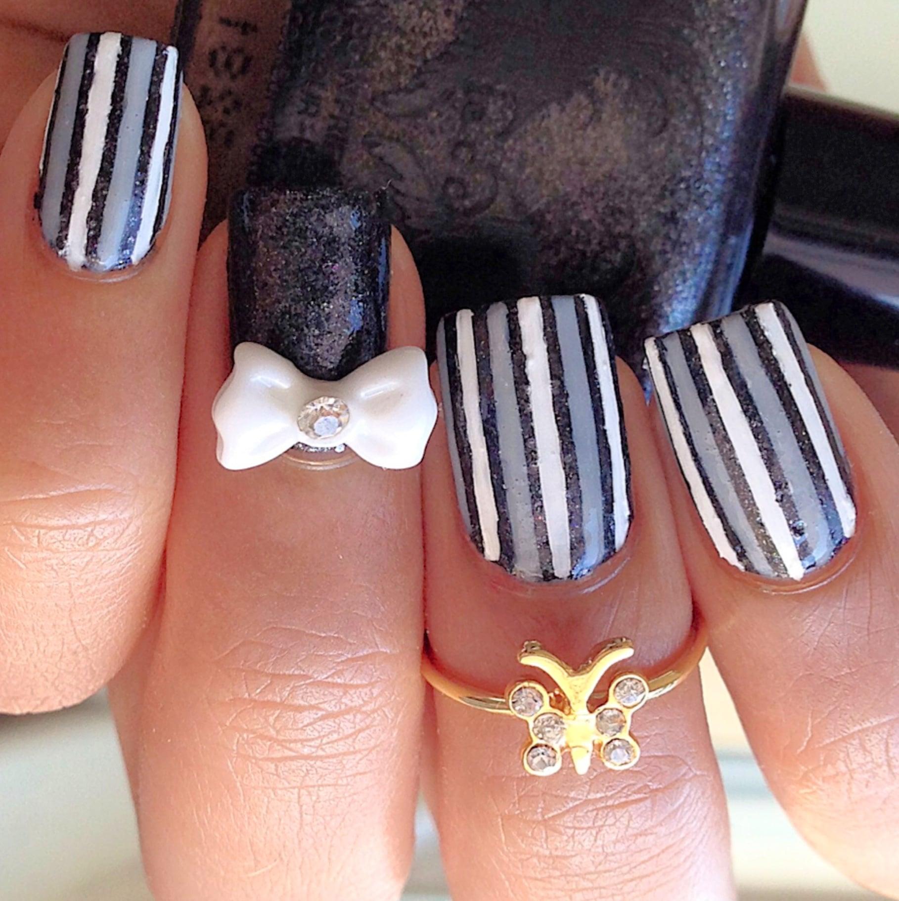 Nail Art Layout