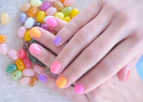 Nail Art wallpaper