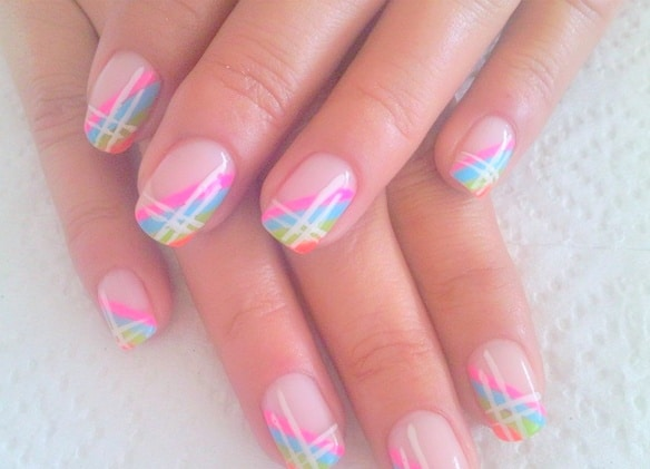 Nail Art Gallery Design