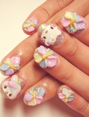 Online Nail Decal picture