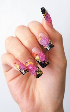 Online Nail Decal Design