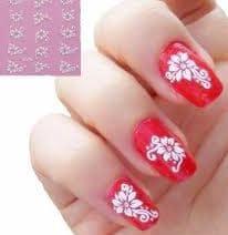 Save Nail Decal Design