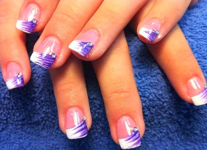 Save Famous Nail Design Layout