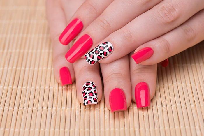 Nail Lacquer design