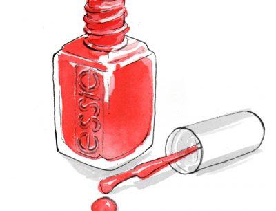 Nail Polish And Nail Paint image