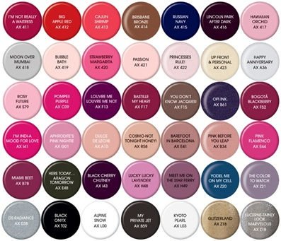 Nail Polish Color image