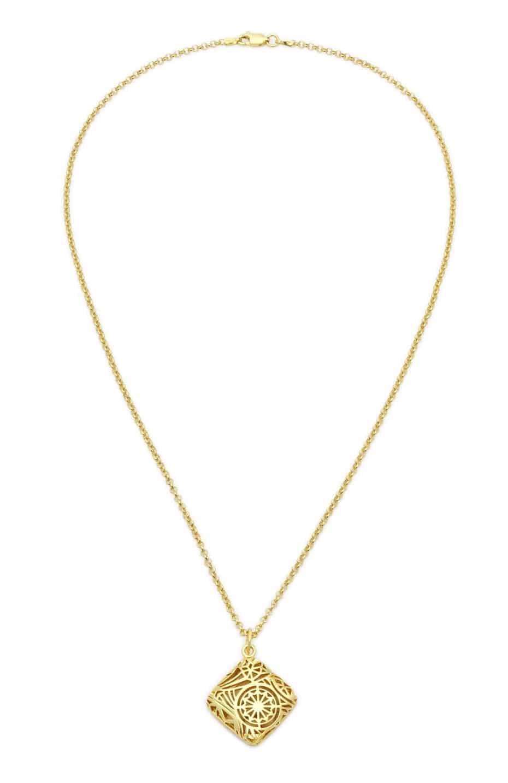 Save Necklace Design