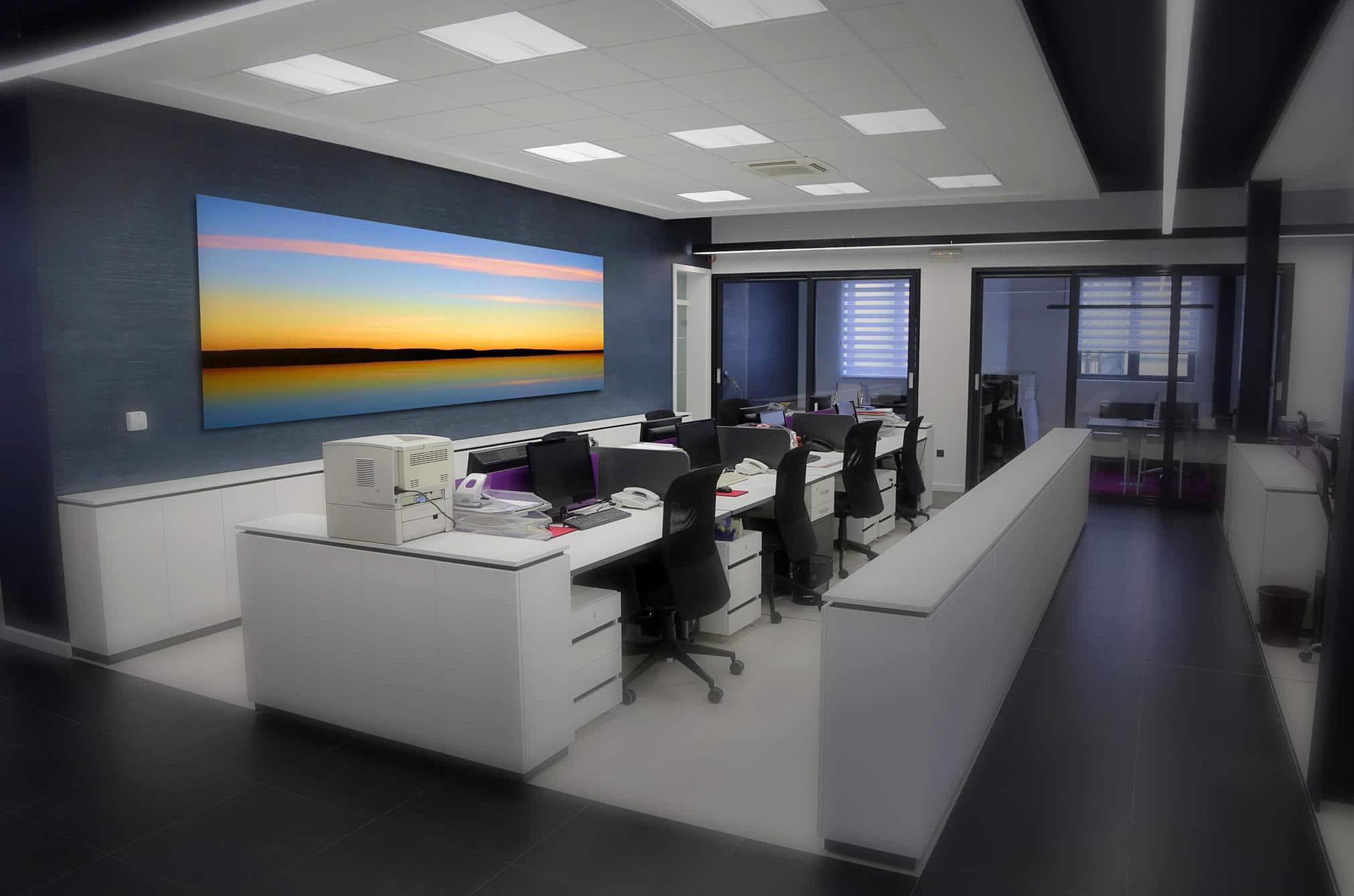Office Wall Decor Wallpaper