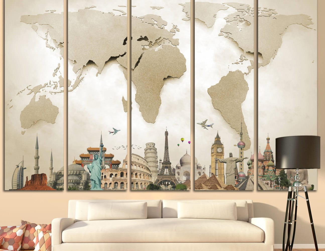 Best Oversized Wall Art design