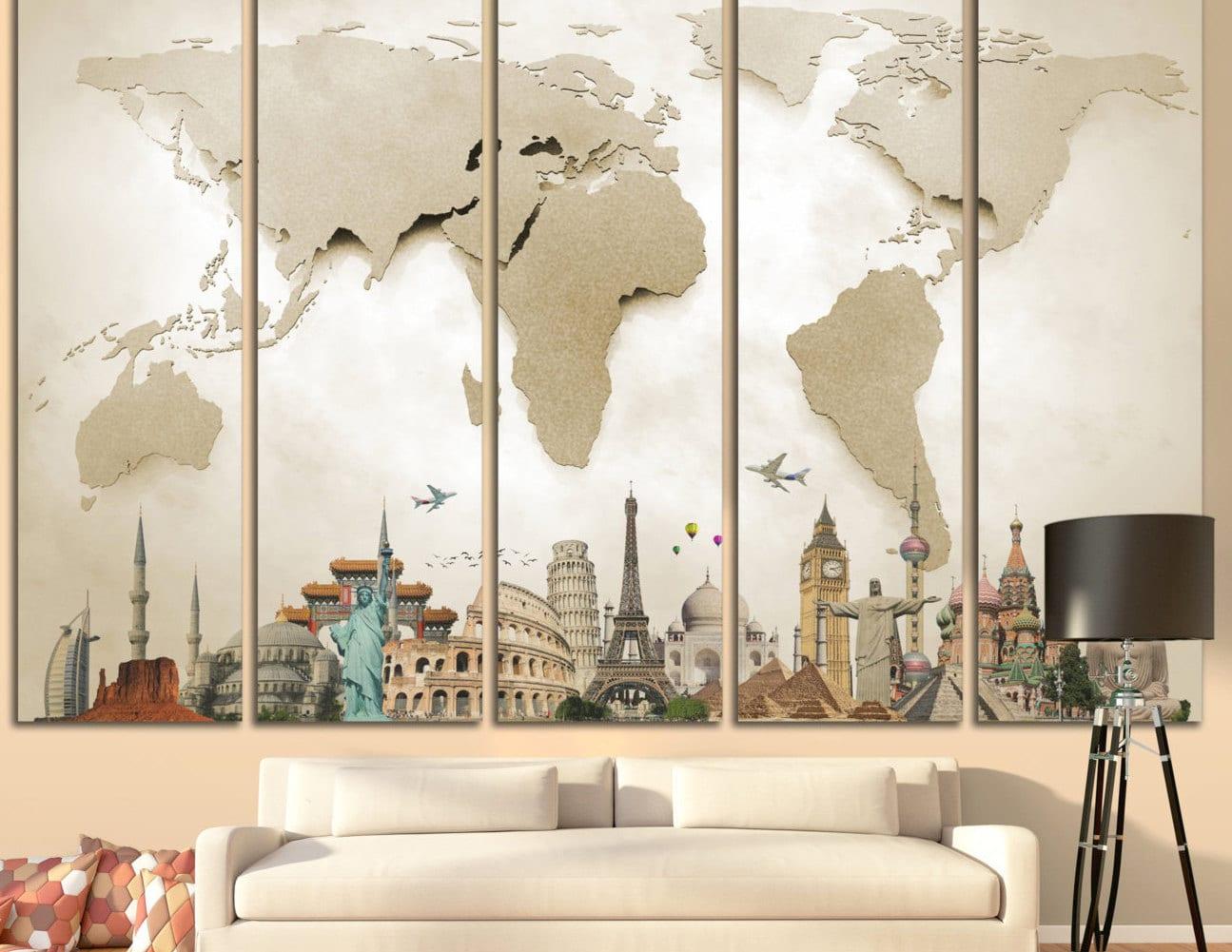 Best Oversized Wall Art design