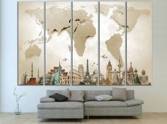 Online Oversized Wall Art Picture