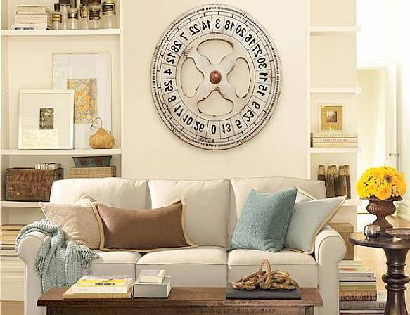Save Oversized Wall Art Idea