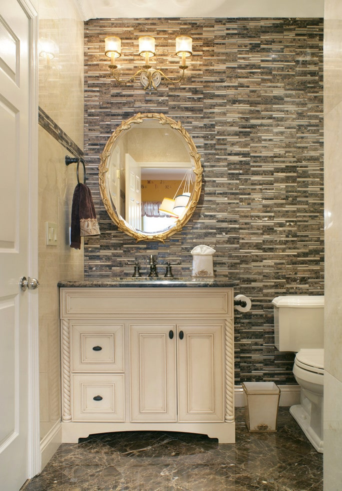 free images for powder room vanity