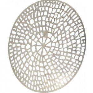 Silver wall Art Image