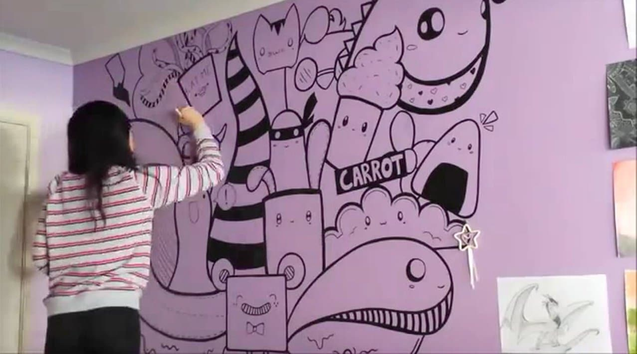 Free Wall Art Painting Image