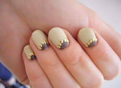 simple and easy nail design wallpaper
