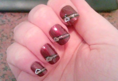 Simple And Easy Nail Design