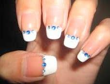 online simple and easy nail design