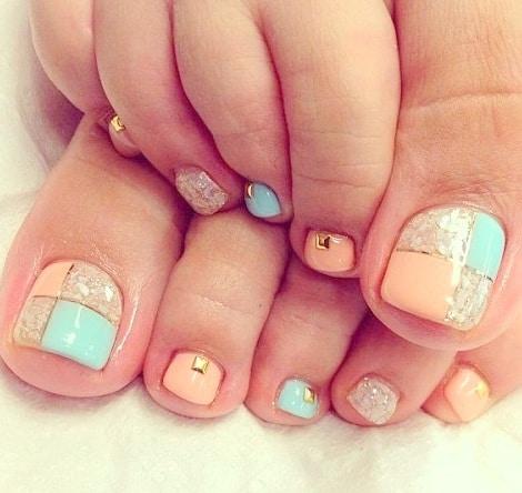 Download Toe Nail Design picture