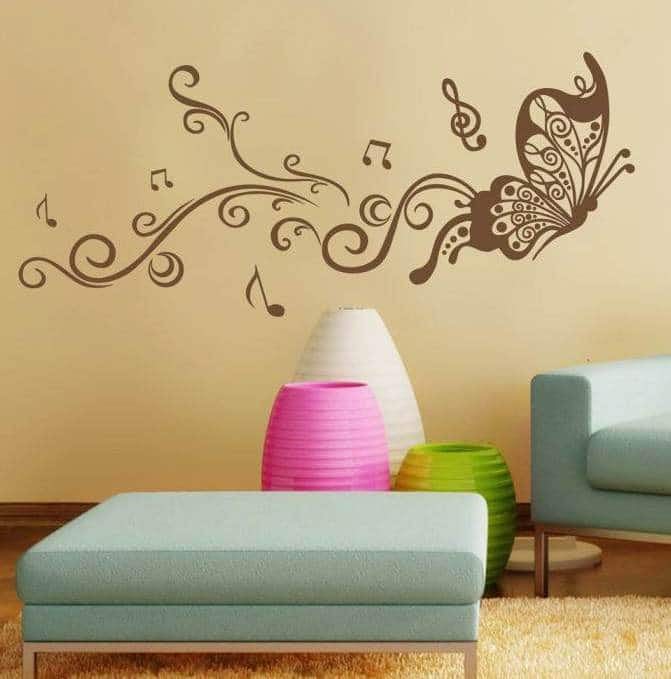 Latest Wall Art For Bedroom design