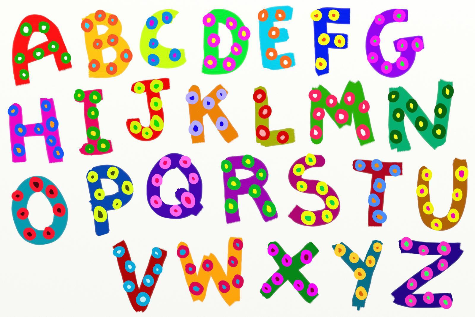 Alfabet Design