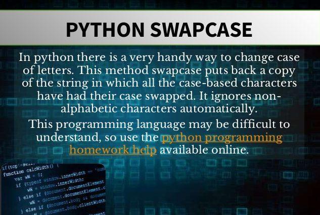 Alphabetic Character Python
