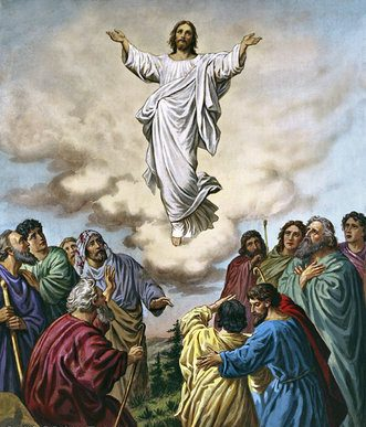 Ascension Day 2017 Image