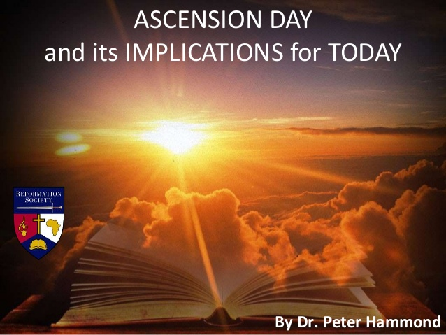 Ascension Day 2017 Sayings