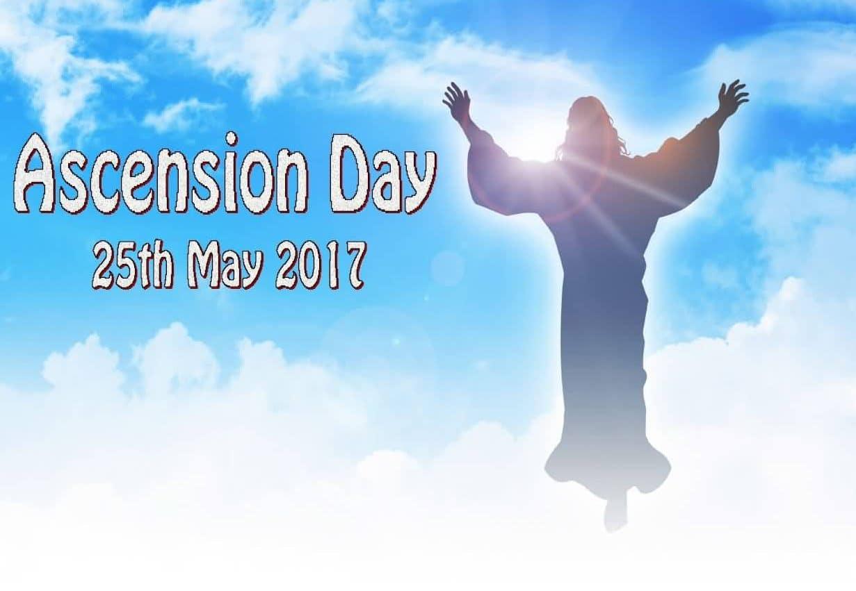 Ascension Day 2017 UK