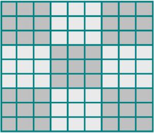 Blank Sudoku Print