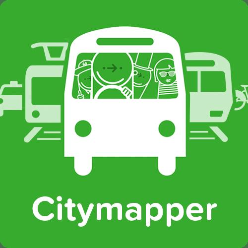 City Mapper Icon